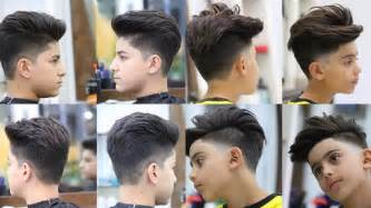 top attractive haircuts for boys for 2018 youtube