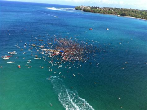 sports fan island reviews andy irons kauai memorial photos and adventure