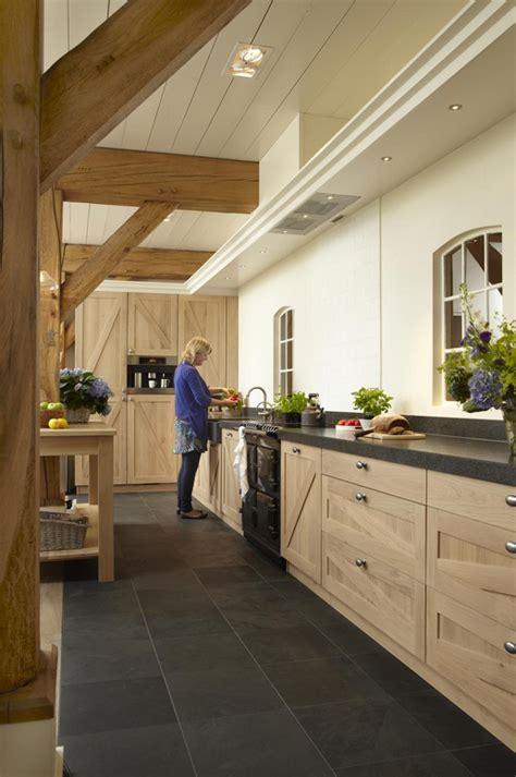 Houten Keuken Landelijk by Gerard Hempen Houten Keukens In Landelijk Blank Eiken