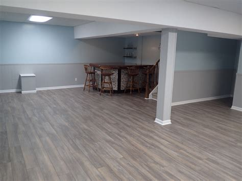 Laminate Flooring In Basement Basement Reveal Tixeretne
