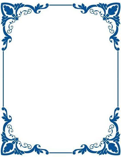 free simple border designs download free clip art free