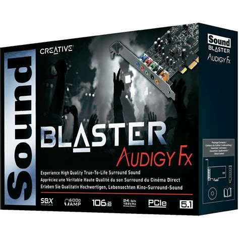scheda audio interna scheda audio interna 5 1 sound blaster soundblaster audigy
