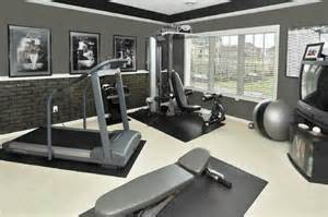 whole house makeover contemporary home gym other