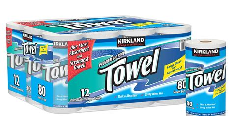 Who Makes Kirkland Paper Towels - kirkland signature paper towels review