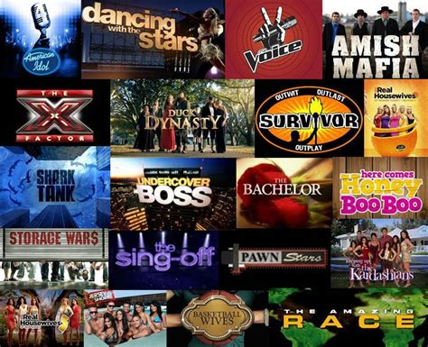 Shows In by My All Time Favorite Reality Show Paul Amrozowicz