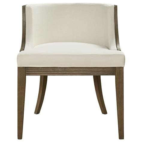 Side Dining Chairs Upholstered Universal Synchronicity Mid Century Modern Upholstered Side Chair With Curved Legs Reeds