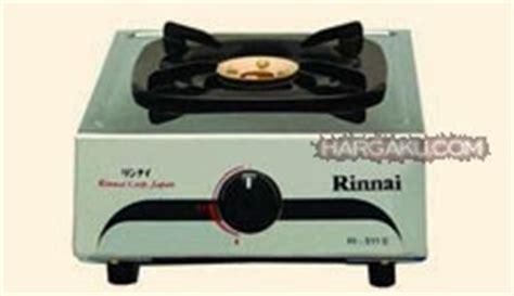 Rinnai Kompor Stainless Steel Ri 511a Ri 511a harga kompor gas rinnai terbaru juni juli agustus 2015 update info harga dan spesifikasi