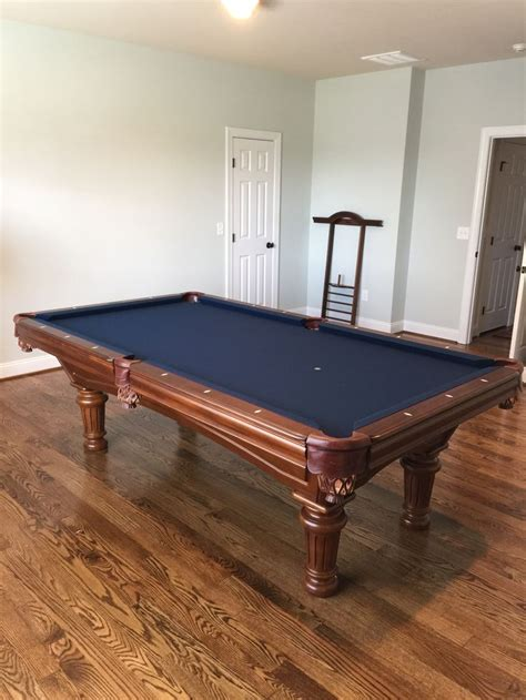 brentwood brunswick pool table check out this brunswick glenwood we installed