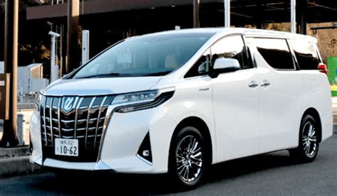 2020 Toyota Alphard by 2020 Toyota Alphard Price Interior Release Date Release