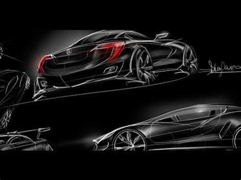 sketchbook pro rendering car design sketch and rendering sketchbook pro