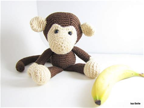 amigurumi pattern johnny the monkey ravelry johnny the monkey pattern by pepika
