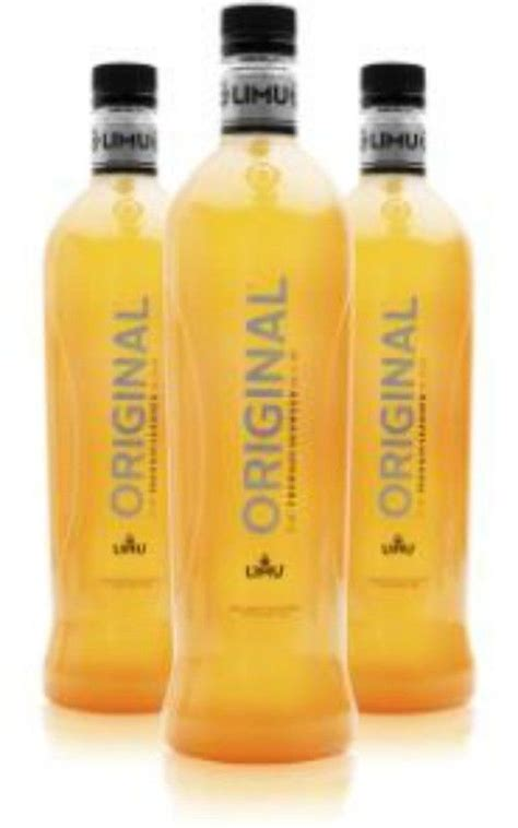 Detox Seaweed Drink by Limu Original Juice Four 1liter Bottles Premium Fucoidan
