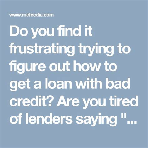 Figuring Out Financing by 1000 Ideas About Loan With No Credit On Car