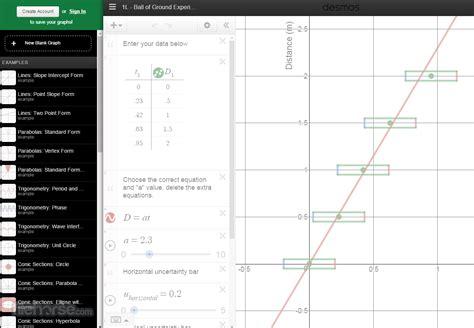 desmos  beautiful   graphing calculator