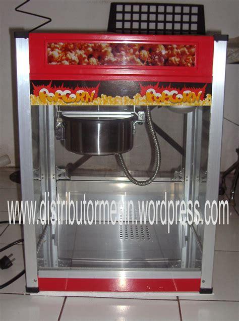 Popcorn Maker Pop 6br Mesin Popcorn mesin popcorn distributor mesin