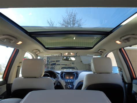 Hyundai Santa Fe Sunroof by Hyundai Gains For 7th Sonata