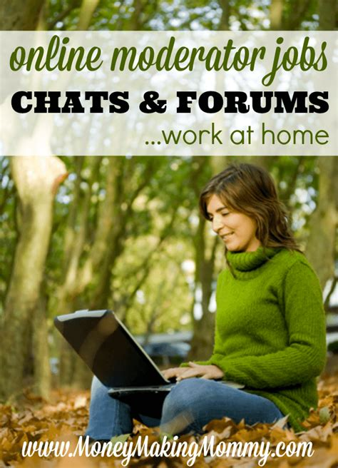 moderator that are work from home
