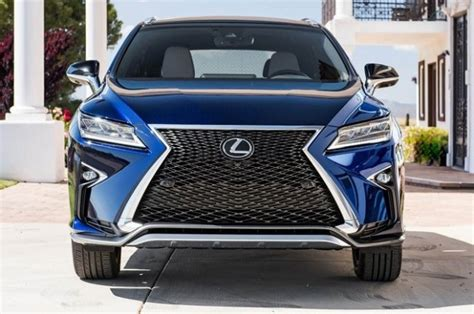 Lexus Rx 2020 Model by 2020 Lexus Rx 350 Redesign Changes 2019 And 2020 New