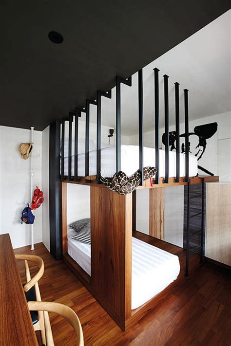 mezzanine bed 10 ideas of loft beds for kids home decor singapore