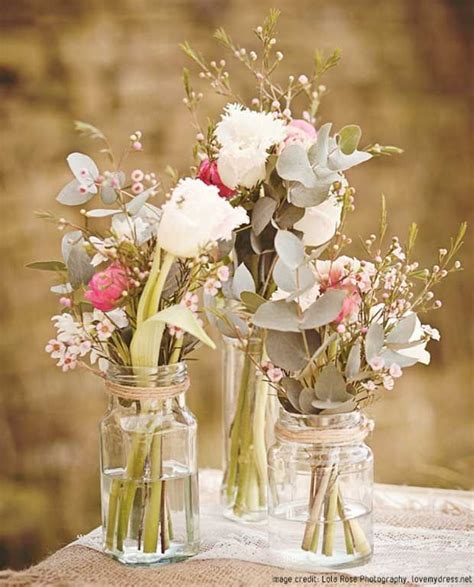 You can decorate your tables at your wedding reception