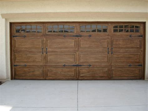 faux wood garage door paint faux painting on garage door garage envy