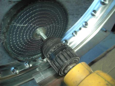 como pulir aluminio brico pulido de aluminio lamaneta