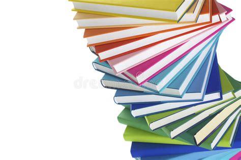 libro enri 400042280 hardback spiral close up of spiral stack of books stock image image 13872071