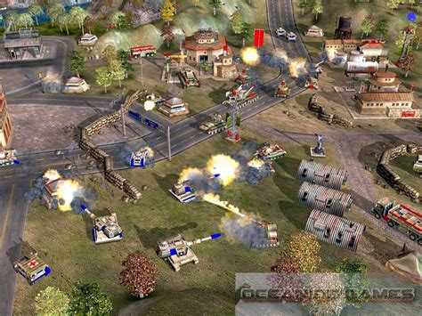 command and conquer generals zero hour free of