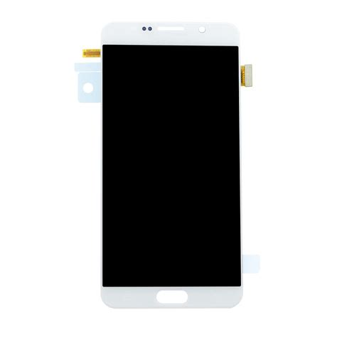 Hmc Samsung Note 5 57 Screen Tempered Glass 25d Lis Hitam samsung galaxy note 5 lcd touch screen assembly replacement