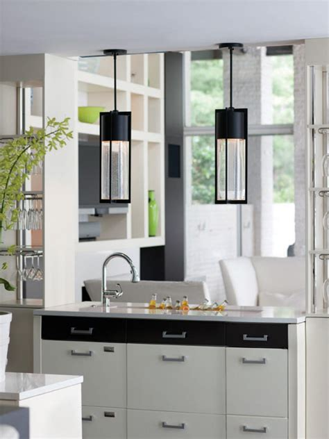 Modern Kitchen Pendant Lights Kitchen Lighting Ideas Kitchen Ideas Design With Cabinets Islands Backsplashes Hgtv
