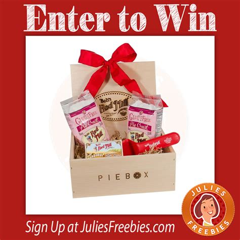 National Consumer Center Amazon Gift Card - win a national pie day box julie s freebies
