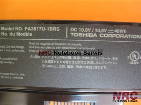Toshiba Portege M800 M900 Pa36345u 6 Cell a000075270 a000075270 bateria toshiba