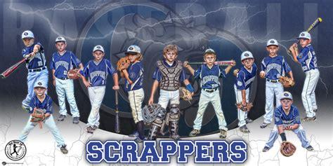 photo design team custom baseball banner archives custom sports posters