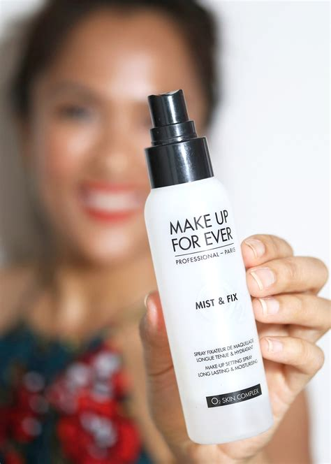 Makeup Forever Mist And Fix the 3 best makeup setting sprays to stop your from melting in the heat makeup and