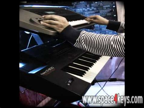 Keyboard Roland G800 improvvising roland g800 arranger yamaha vl7 synth by s4k space4keys keyboard