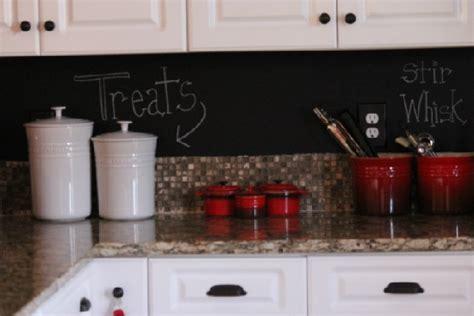 chalkboard paint backsplash ideas 17 best images about new kitchen on