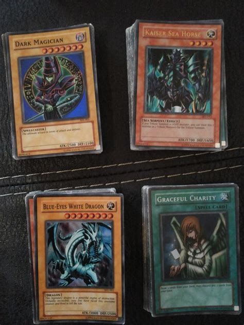 yu gi oh trading card starter deck yu gi oh trading cards collection of 270 cards