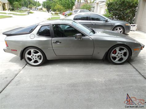 porsche v8 porsche 944 v8 conversion chevy lt1