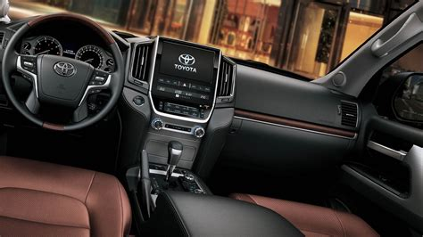 land cruiser interior 2019 toyota land cruiser 200 interior design toyota