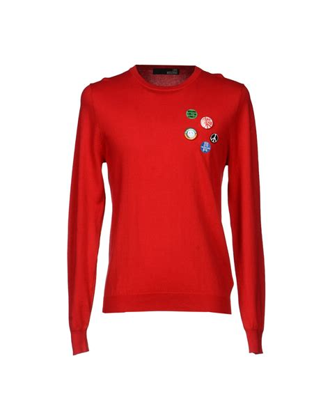 Jumper Moschino moschino jumper in for lyst