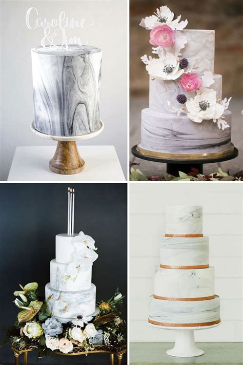 Wedding Cake Styles 2016 by Confection Perfection Top 10 Wedding Cake Trends For