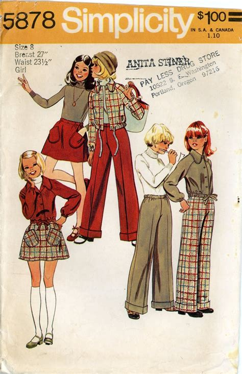 simplicity pattern history 119 best images about 1970 s on pinterest simplicity