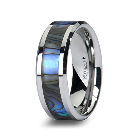 Classic Mens Tungsten Wedding Bands   Wedding and Bridal