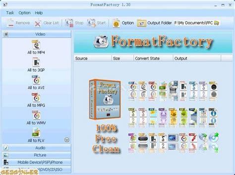 format factory indir format factory ekran g 246 r 252 nt 252 s 252 gezginler