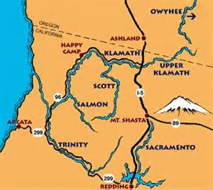 northern california rivers map northern california quotes quotesgram