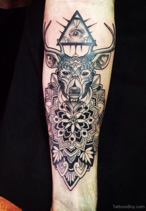 Tattoo Mandala Deer | mandala tattoos tattoo designs tattoo pictures page 19