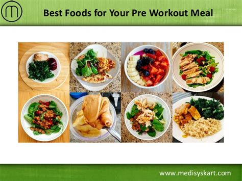 best food for a dinner best foods for your pre workout meal