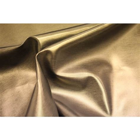 Metallic Upholstery Vinyl by Metallic Faux Leather Leatherette Pvc Vinyl Upholstery Fancy Dress Crafts Fabric