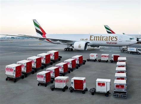 emirates cargo emirates skycargo expands global reach with oslo launch
