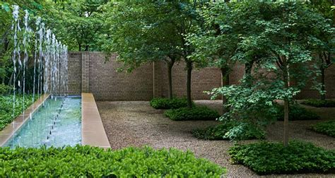 Olive Garden Columbus Indiana by The Landscape Architecture Legacy Of Dan Kiley The